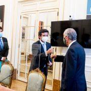 ANJE partilha com Presidente da República as expectativas de apoio aos jovens empresários com Plano de Recuperação e Resiliência