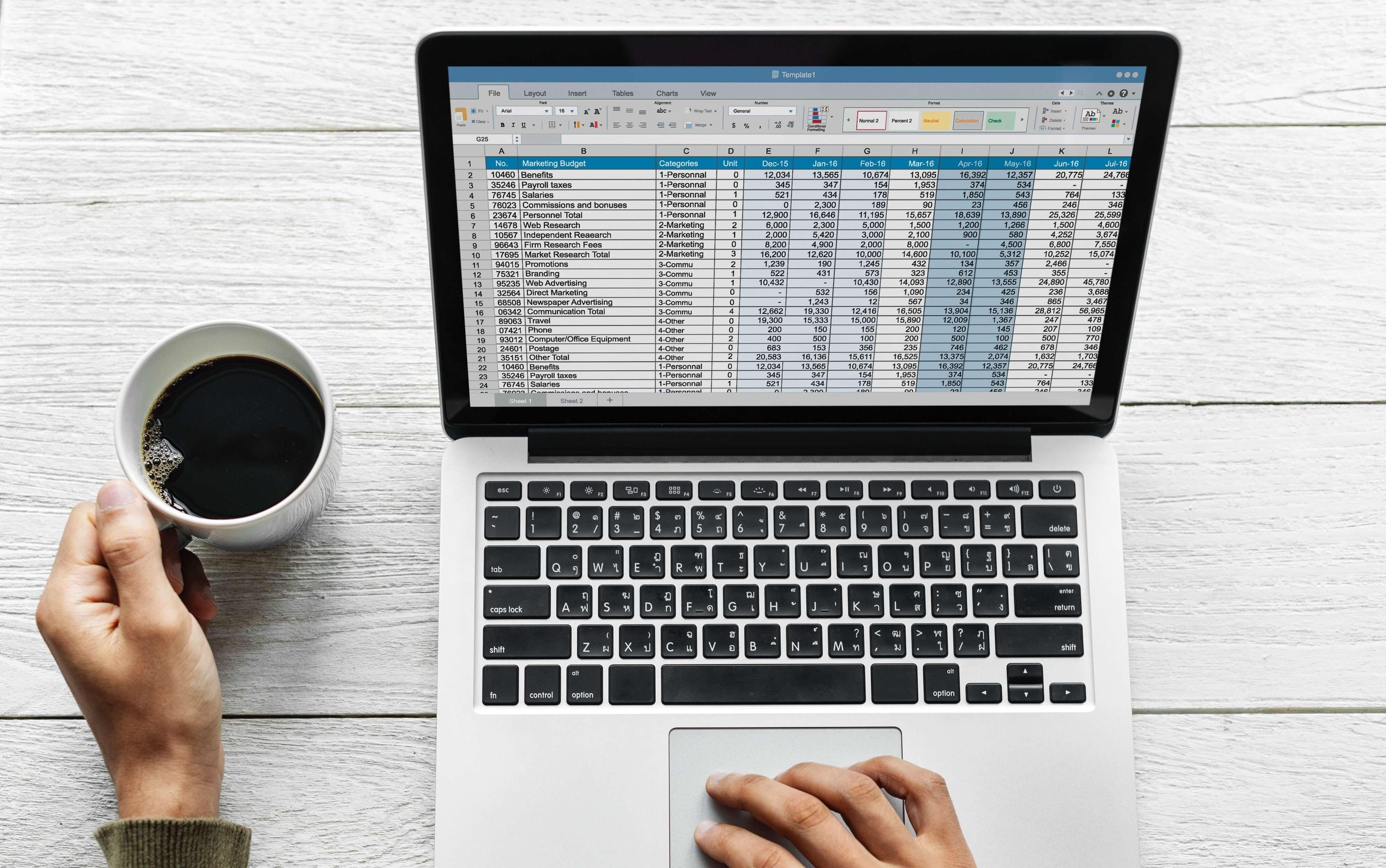 Como usar o Excel para a gestão de negócios?