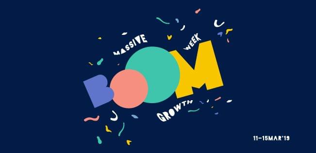 BOOM Massive Growth Week ensina startups a vender e a crescer