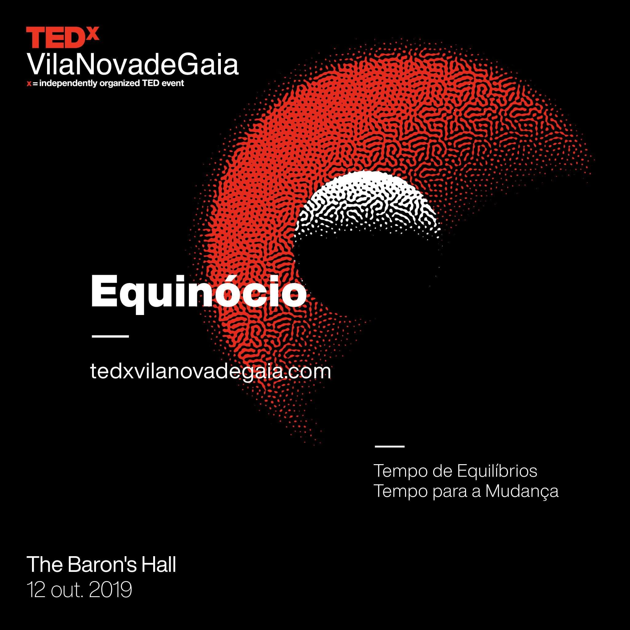 Vá ao TEDx Equinócio com descontos especiais de Associado ANJE