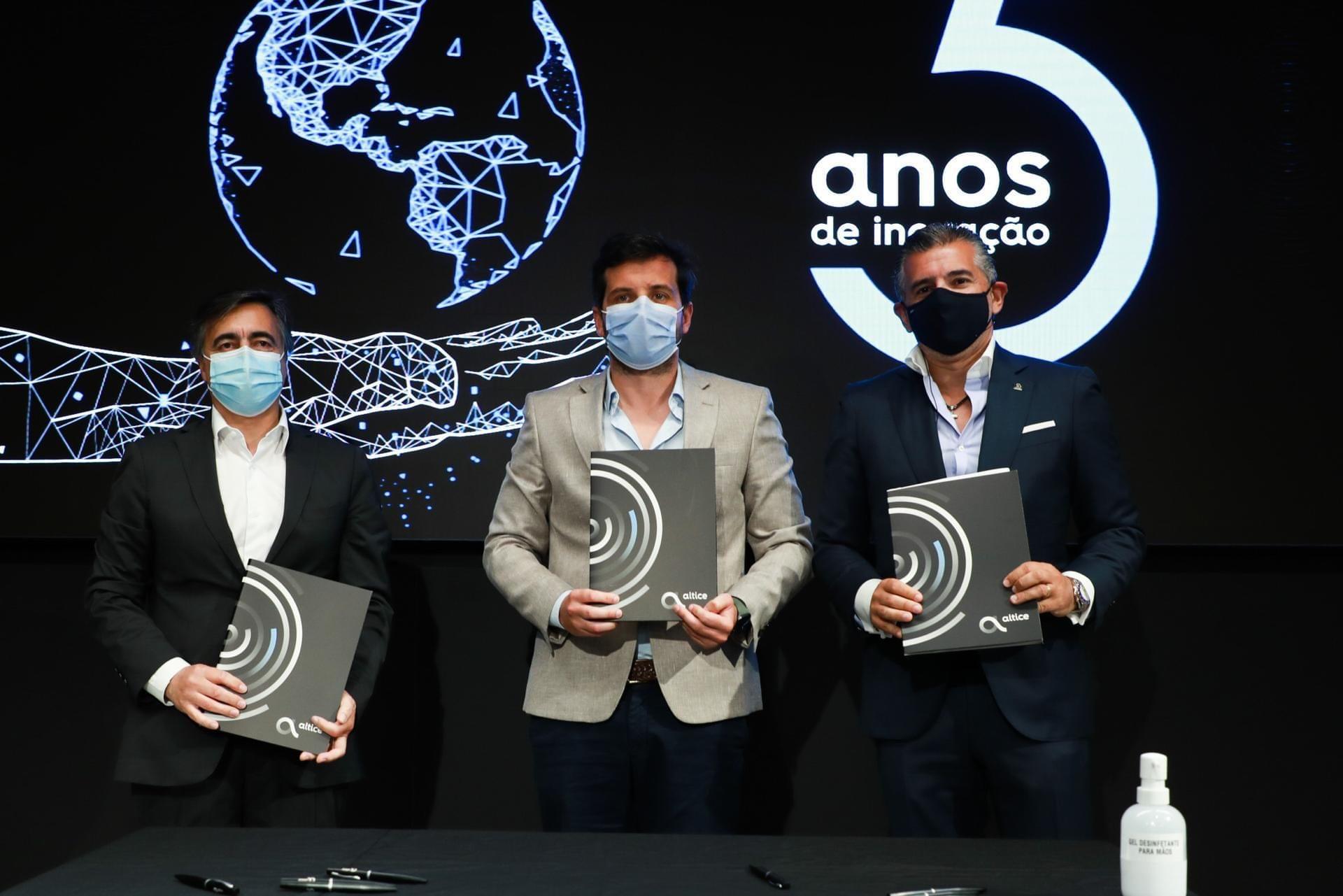 ANJE celebra parceria com Altice Labs para alavancar o empreendedorismo através do 5G