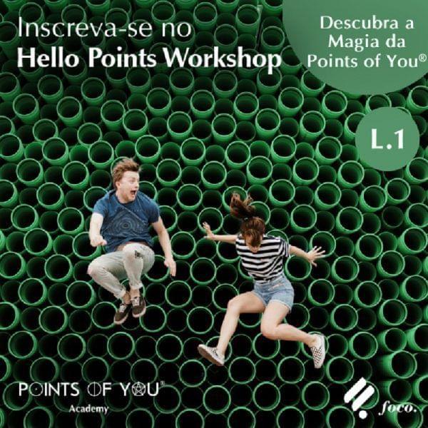 Hello Points Workshop – L1 Certification – Porto | 1ª Edição