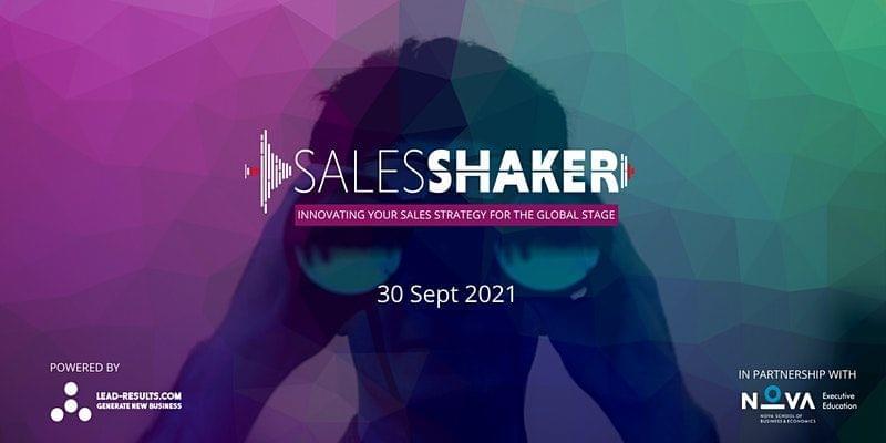 Associados ANJE têm 10% de desconto no SalesShaker!