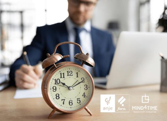 Seminário TIMETALKS® – Gestão de tempo e produtividade pessoal – Online